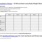 Free Printable Workout Routines . | Fitness Programs | Printable   Free Printable Workout Routines