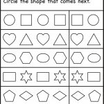 Free Printable Worksheets – Worksheetfun / Free Printable   Free Printable Preschool Worksheets