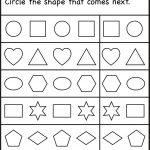Free Printable Worksheets – Worksheetfun / Free Printable   Free Printable Worksheets For Kindergarten