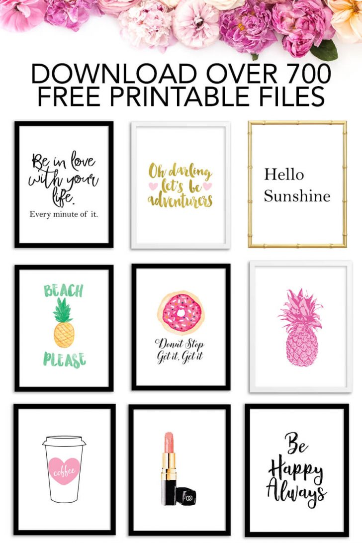 Free Printable Images