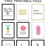 Free Printables   Download Over 700 Free Printable Files!   Chicfetti   Free Printable Pictures