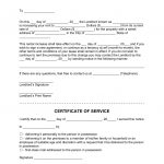 Free Rent Increase Letter Template - With Sample - Pdf | Word - Free Printable Rent Increase Letter