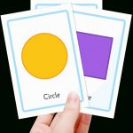 Free Shape Flashcards For Kids   Totcards   Free Printable Flashcards For Toddlers