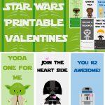 Free Star Wars Printable Valentines   A Grande Life   Free Printable Lego Star Wars Valentines