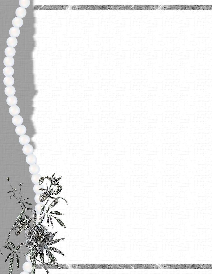 Free Stationary Templates - Tutlin.psstech.co - Free Printable Elegant Stationery Templates