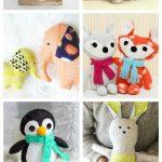 Free Stuffed Animal Patterns   The Cutest | Amigurumi | Sewing   Free Printable Stuffed Animal Patterns