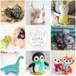 Free Stuffed Animal Patterns   The Cutest!   U Create   Free Printable Stuffed Animal Patterns