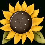 Free Sunflower Template, Download Free Clip Art, Free Clip Art On   Free Printable Sunflower Template
