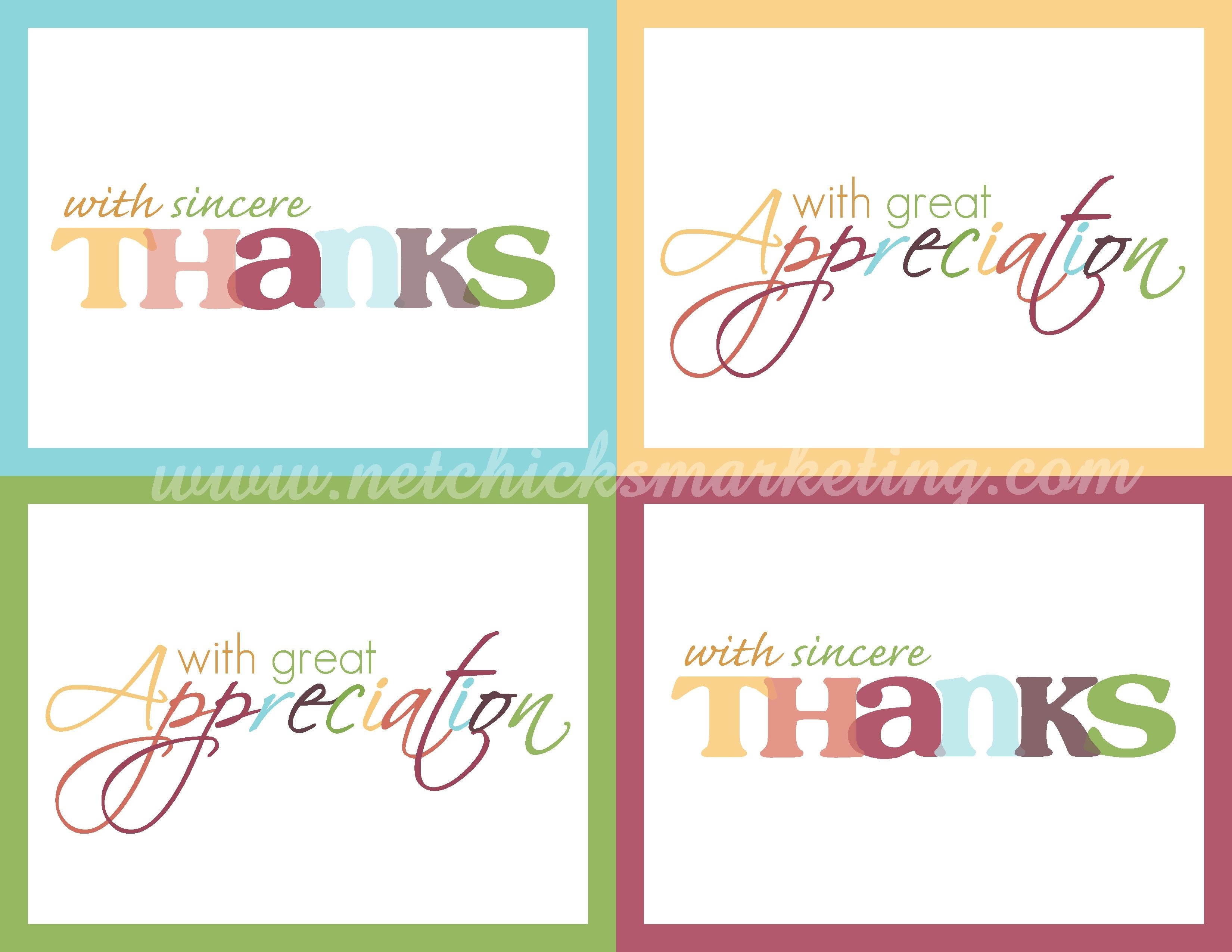 Free Thank You Cards #printable | Digi Freebies | Thank You Card - Free Printable Thank You Notes
