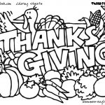 Free Thanksgiving Coloring Pages For Kids   Free Printable Thanksgiving Coloring Pages