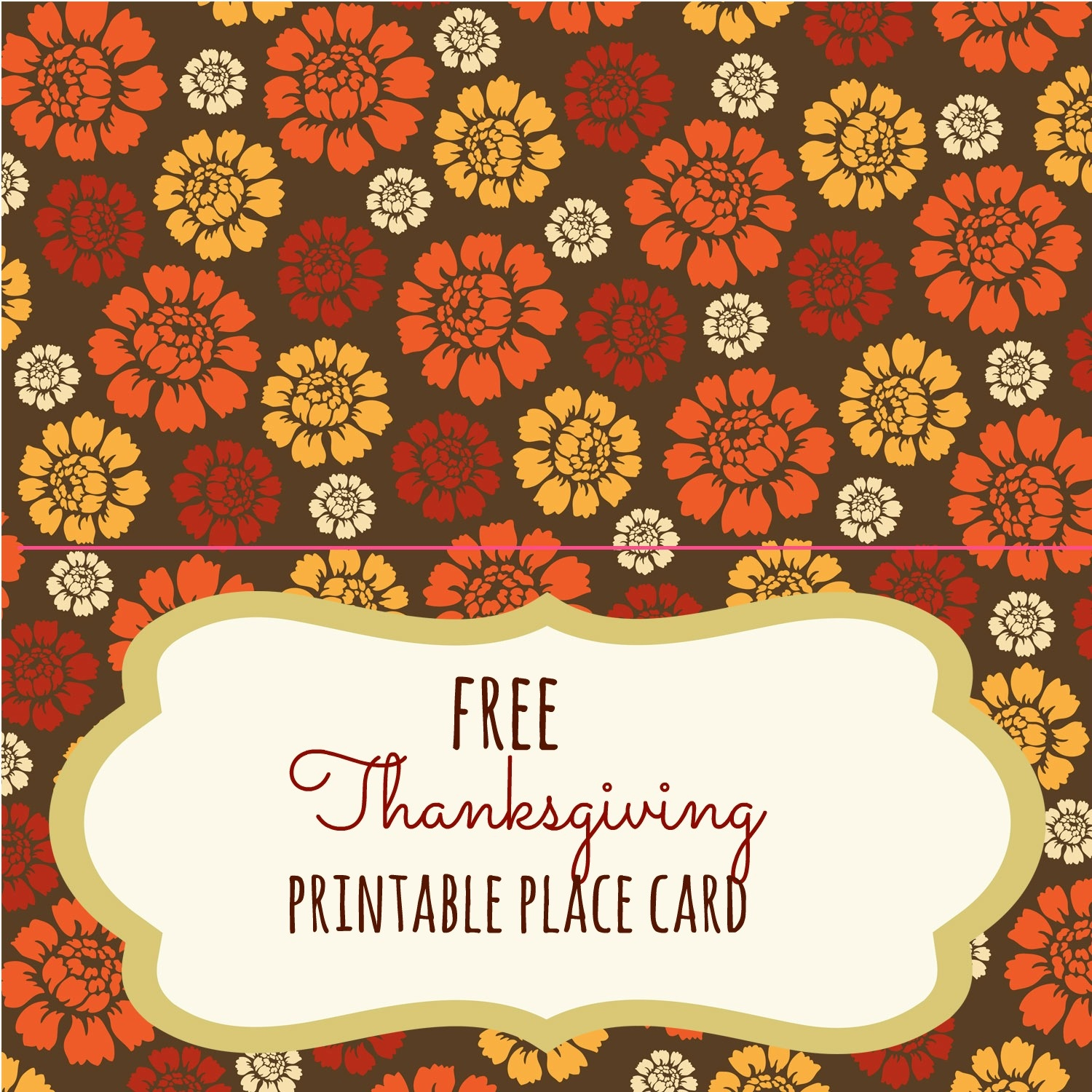 Free Thanksgiving Printables - Frugal Fanatic - Free Printable Thanksgiving Images