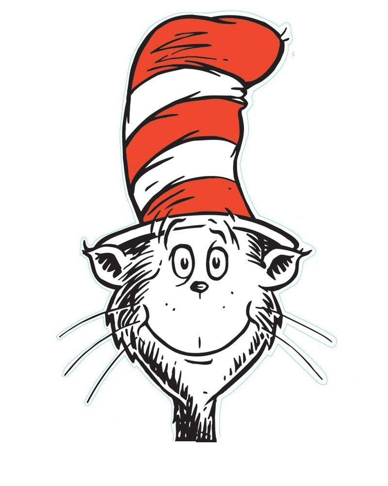 Free The Cat In The Hat Printables | Mysunwillshine | Animal - Free Printable Cat In The Hat Pictures