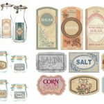 Free The Diva: Freebies   Free Printable Old Fashioned Labels