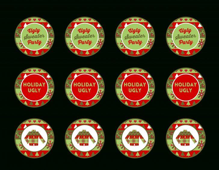 Free Printable Christmas Cutouts