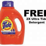 Free Ultra Liquid Tide Laundry Detergent Waverly Laundry   Free All Detergent Printable Coupons