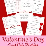 Free Valentine's Day Secret Code Messages | Best Of Secret Society   Free Printable Valentine Hidden Pictures