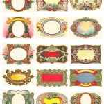 Free Vintage Labels Graphics Collage Sheet   Inspiring Ideas   Free Printable Old Fashioned Labels