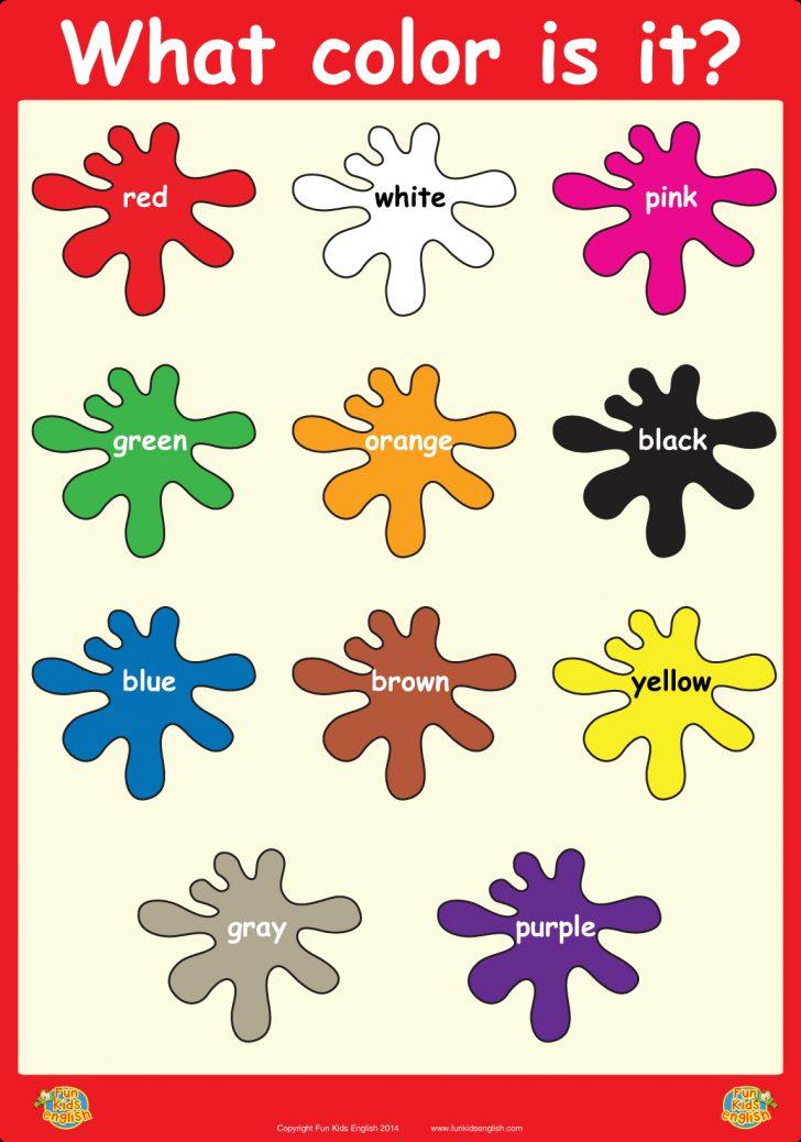 Free Printable Preschool Posters