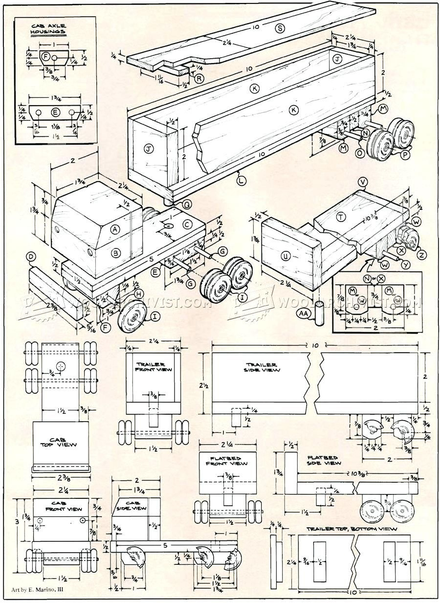 Free Woodworking Plans For Children's Toys - New Woodworking Plans - Free Wooden Toy Plans Printable