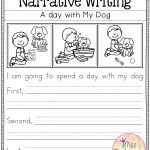 Free Writing Prompts | First Grade Freebies | Kindergarten Writing   Free Printable Language Arts Worksheets For 1St Grade