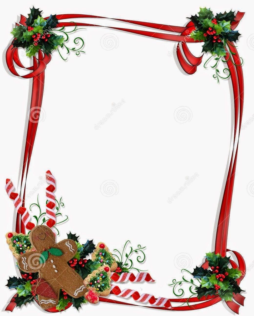 Free+Printable+Christmas+Borders+Clip+Art   Clipart   Free Christmas - Free Printable Christmas Borders