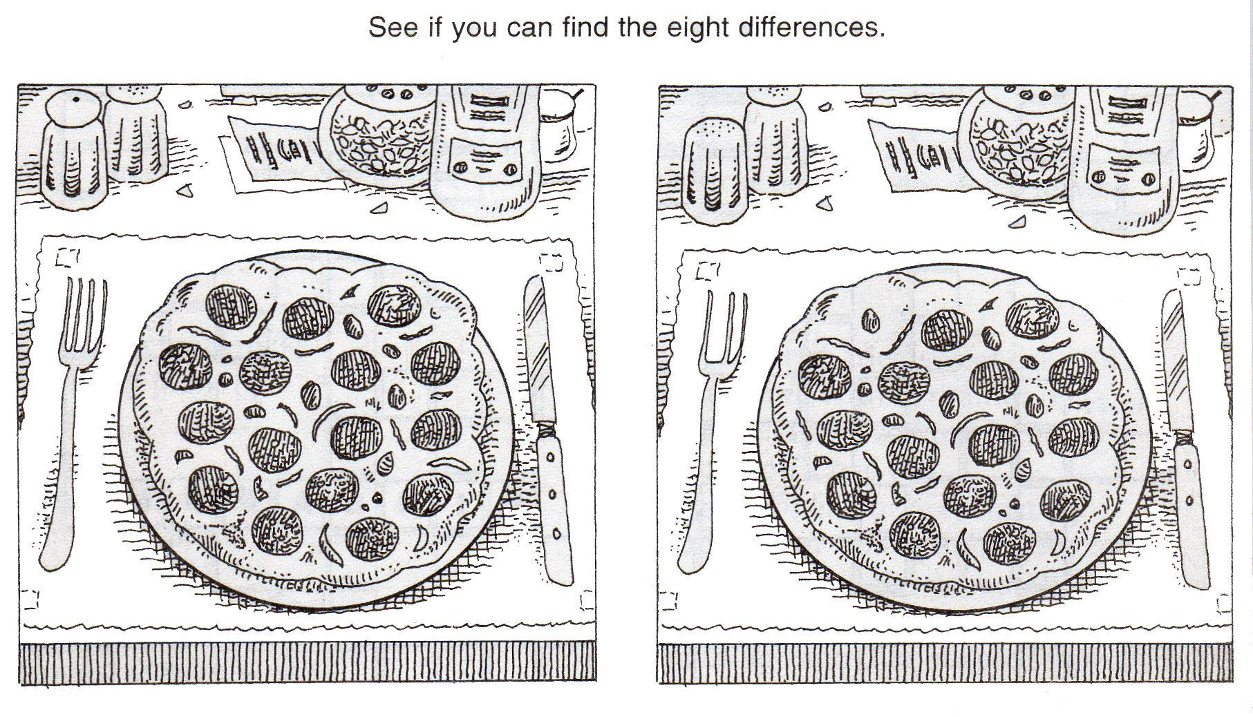 Free+Printable+Spot+The+Difference+Puzzles   Hg   Spot The - Free Printable Spot The Difference Worksheets
