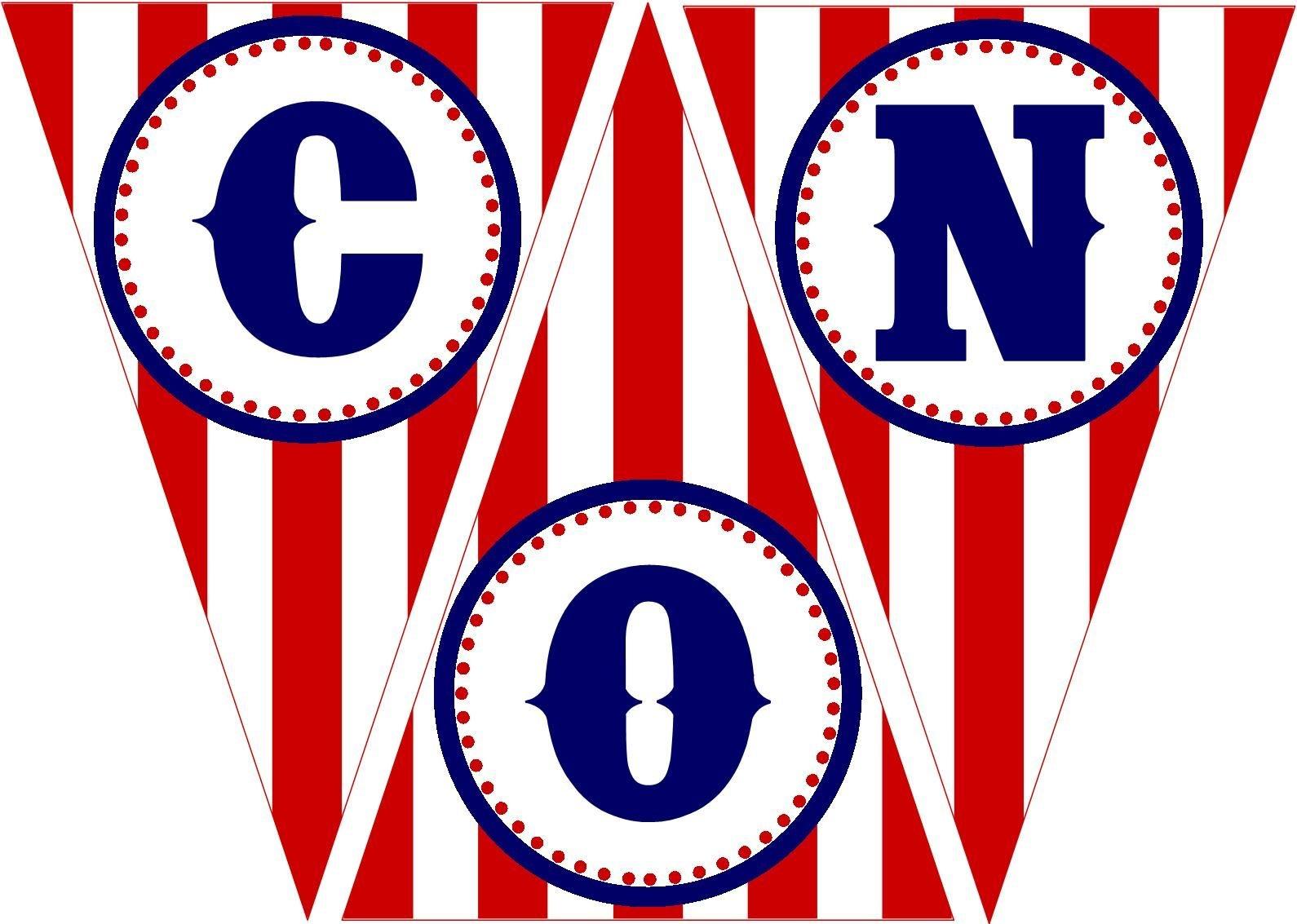 Friday Freebie - Printable Baseball Concessions Banner | Db - Free Concessions Printable