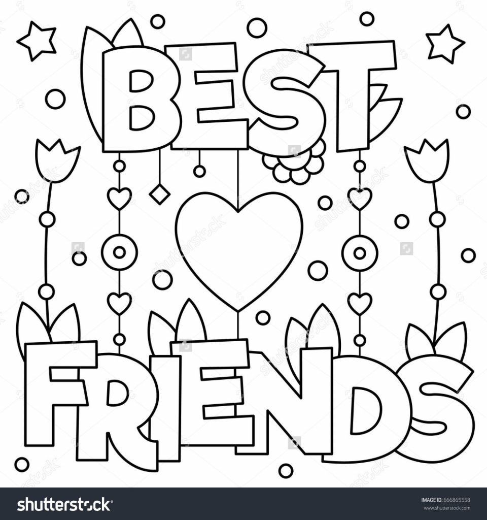 Friends Coloring Pages Free Printable Dora And Page Unique Pin - Free Printable Bff Coloring Pages
