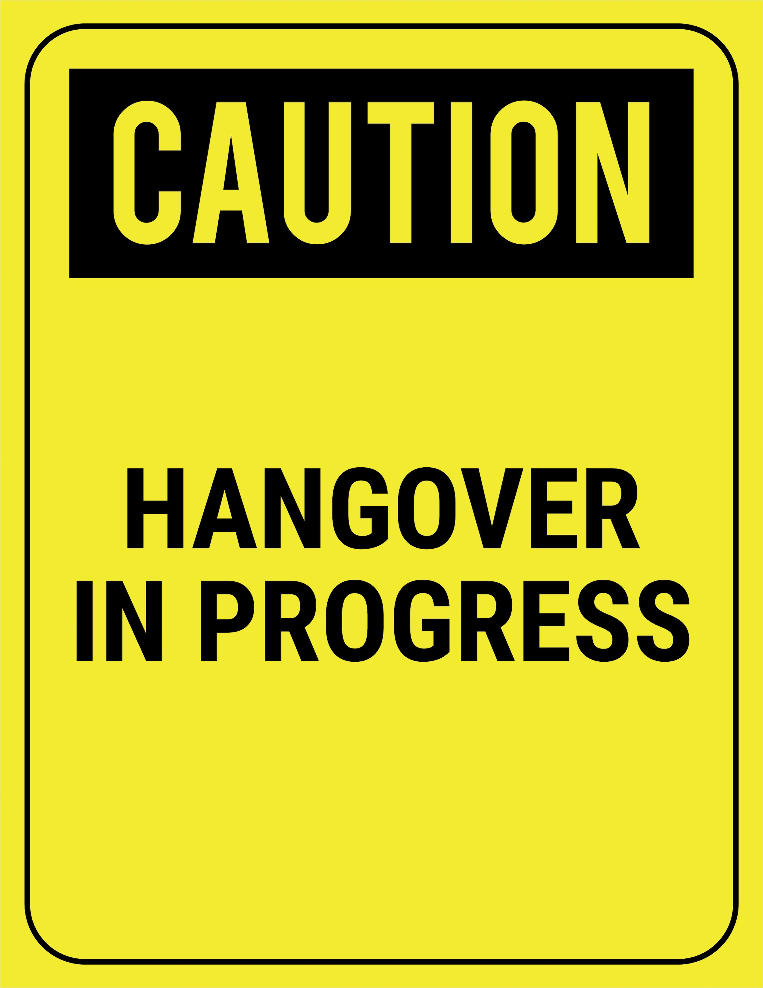 Funny Safety Signs To Download And Print - Free Printable Safety Signs