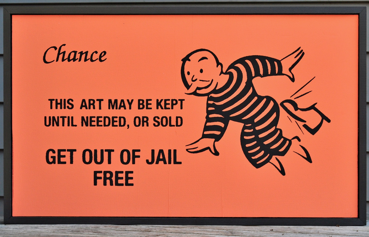 Get Out Of Jail Free Card Template | Pics | Download | - Get Out Of Jail Free Card Printable
