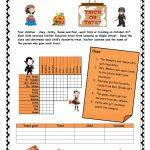 Halloween Logic Puzzle Worksheet   Free Esl Printable Worksheets   Free Printable Halloween Puzzles