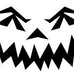 Halloween Pumpkin Stencils To Print | Pin Scary Pumpkin Stencils   Scary Pumpkin Stencils Free Printable
