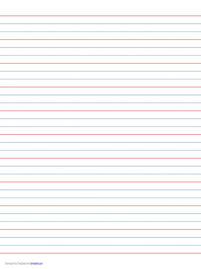Handwriting Paper Printable Pdf   Term Paper Writing Service - Free Printable Handwriting Paper