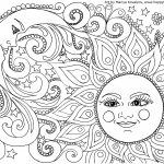 Happy Family Art   Original And Fun Coloring Pages   Free Printable Coloring Cards For Adults