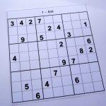 Hard Printable Sudoku Puzzles 2 Per Page – Book 1 – Free Sudoku Puzzles   Free Printable Sudoku Books