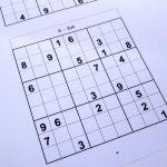Hard Printable Sudoku Puzzles 6 Per Page – Book 1 – Free Sudoku Puzzles   Free Printable Sudoku Books