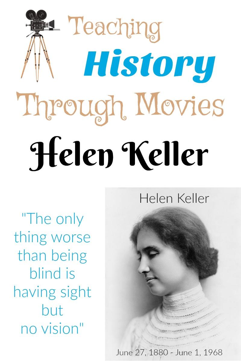 Helen Keller Unit Study And Free Printables - Homeschool Giveaways - Free Printable Pictures Of Helen Keller