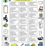 House Riddles (1)   Easy Worksheet   Free Esl Printable Worksheets   Free Printable Riddles With Answers