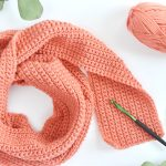 How To Crochet A Scarf For Beginners   Free Printable Crochet Scarf Patterns