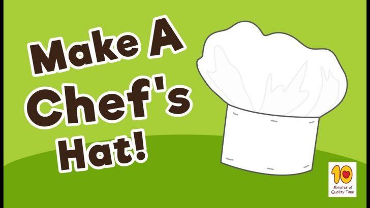 Free Printable Chef Hat Pattern