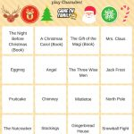 How To Play Christmas Charades: Free Printable Games! | Game On Family   Free Printable Christmas Word Games For Adults