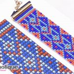 How To Read A Bead Loom Pattern   Youtube   Free Printable Bead Loom Patterns