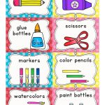 If You've Ever Wanted To Make Those Cute Labels Or Tags You See On   Free Printable Classroom Labels With Pictures
