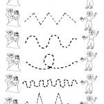 Image Detail For  Preschool Tracing Worksheets | Preschool Ideas   Free Printable Preschool Worksheets Tracing Lines