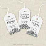 Image Result For Free Printable Wedding Favor Tags Template   Free Printable Wedding Favor Tags