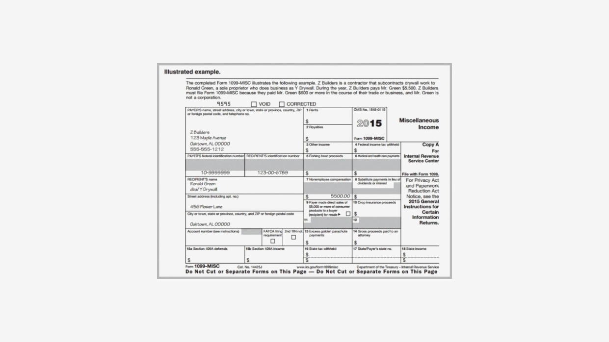 Irs 12 Form 12 Printable Free | Papers And Forms – Blank 1099 Misc - Free Printable 1099 Misc Forms