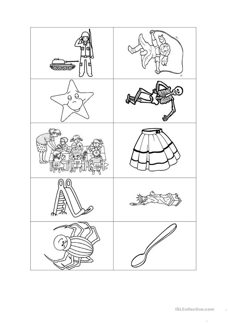 Jolly Phonics Method Letter S Worksheet - Free Esl Printable - Jolly Phonics Worksheets Free Printable