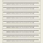 Kids : Blank Number Line Worksheets 0 10 Intrepidpath Negative Lines   Free Printable Number Line 0 20