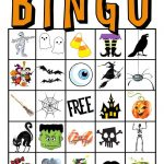Kids Halloween Party Bingo Cards Free Printable   Classroom Parent   Free Printable Halloween Bingo