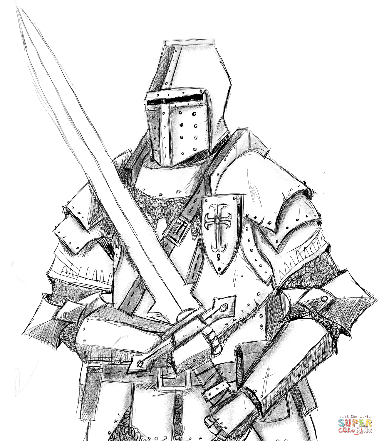 Knights Coloring Pages | Free Coloring Pages - Free Printable Pictures Of Knights